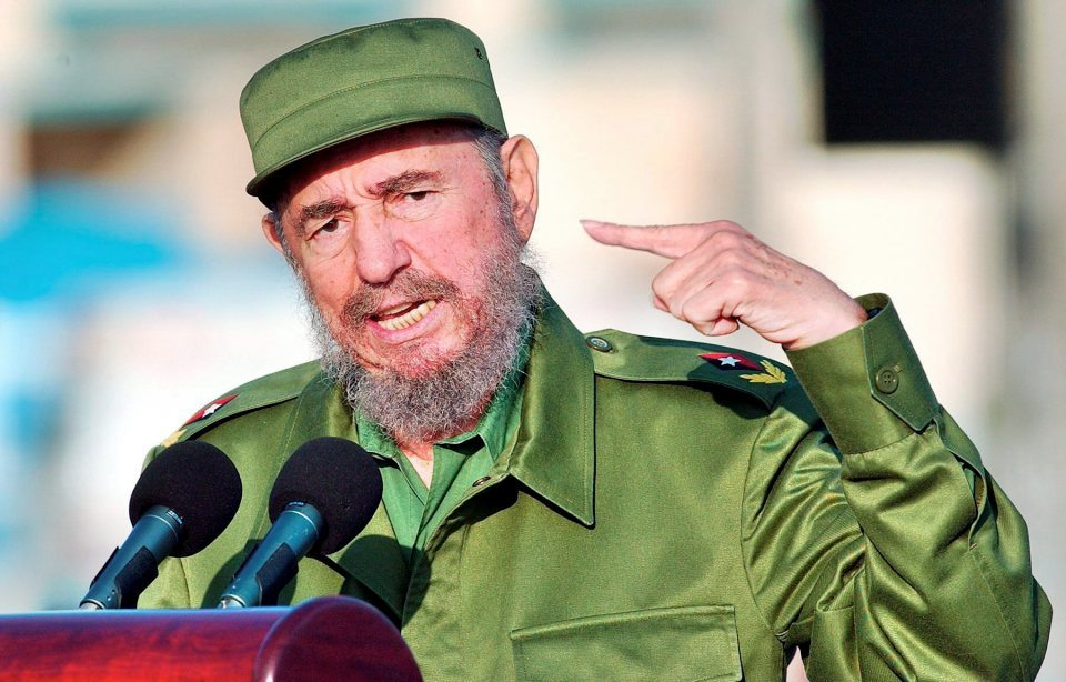 Fidel Castro Net Worth