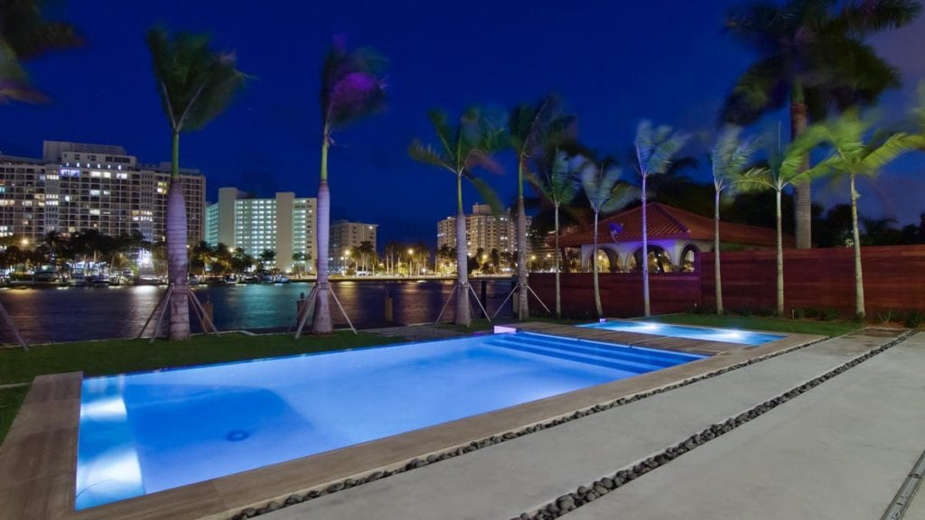 Floyd Mayweather's New $7.7 Million Miami Mansion 2