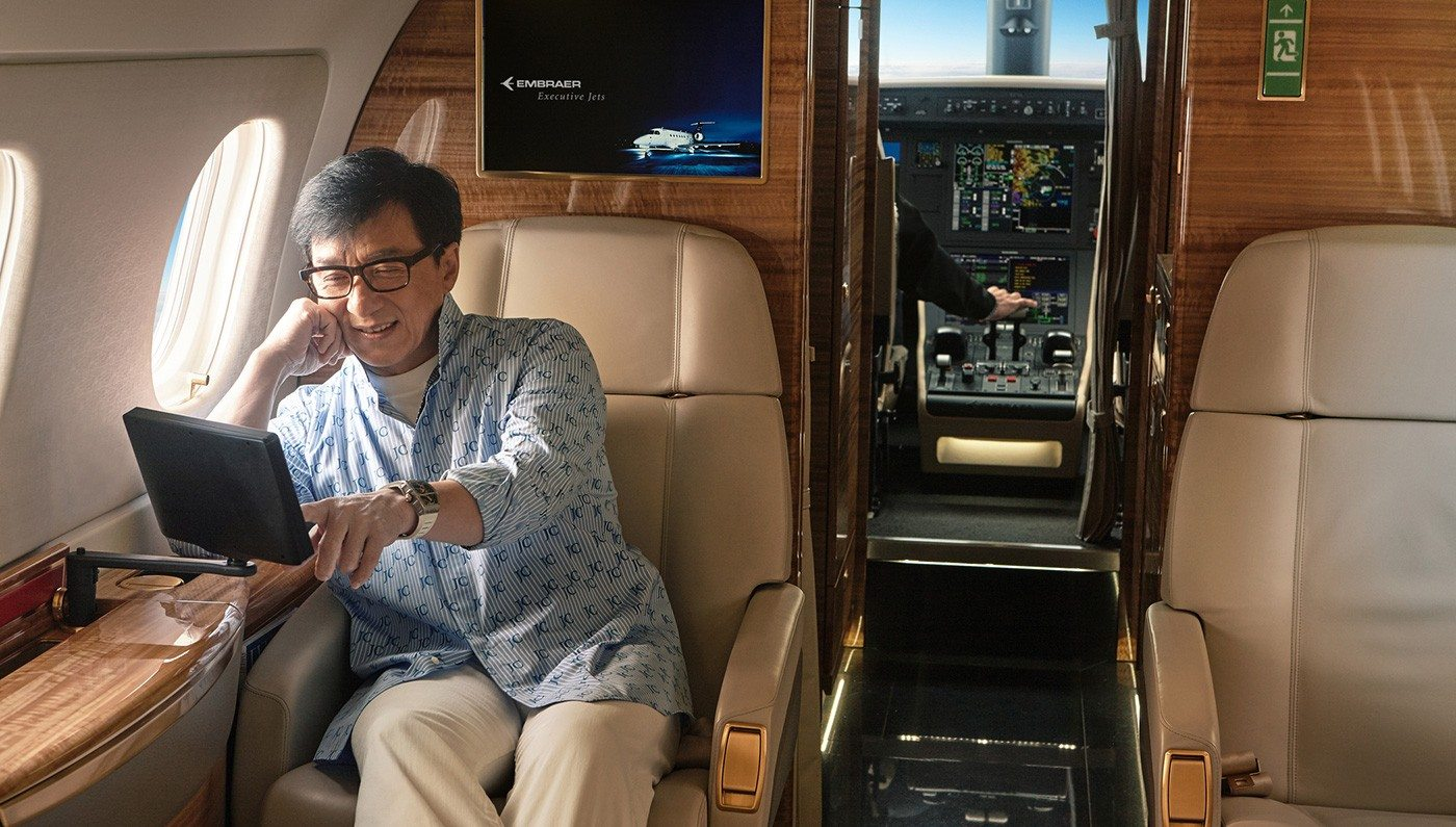 celebrity-owned private jets