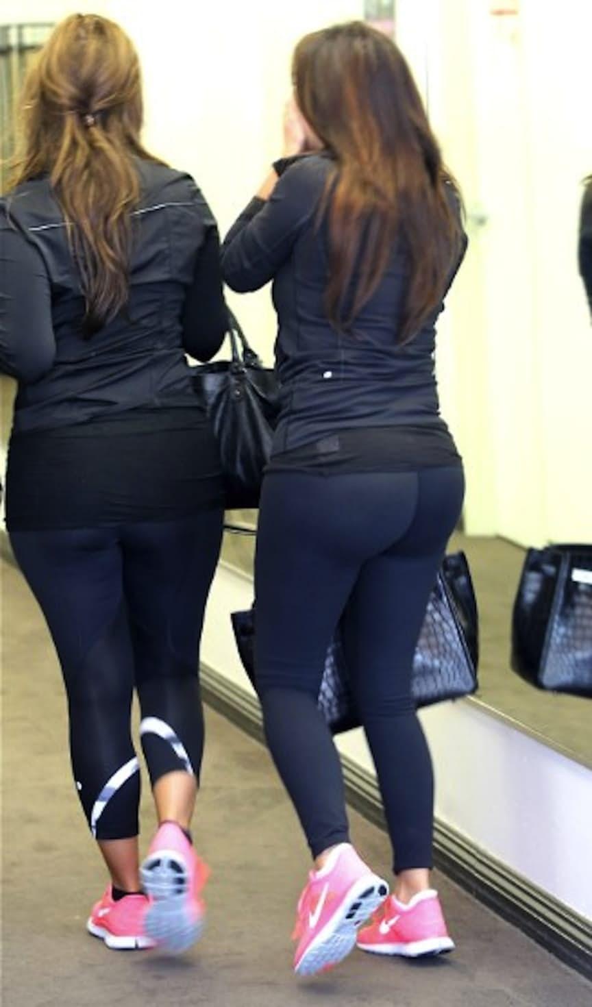 Kims yoga pants