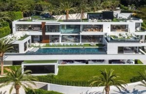 America's Most expensive house bel air