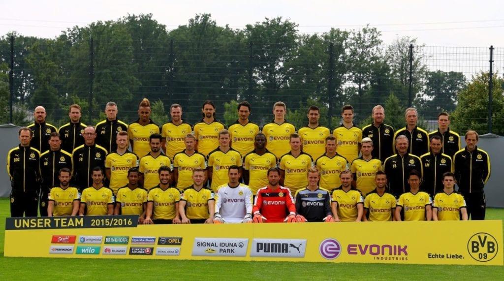 Most Valuable Football Teams - Borrusia Dortmund
