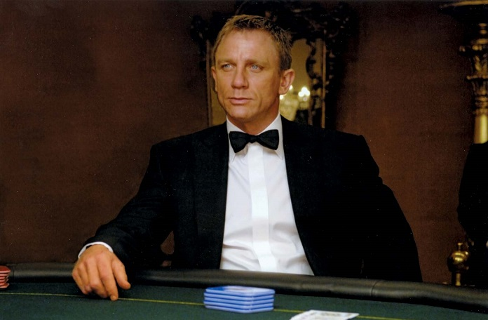 Daniel Craig movies Casino Royale