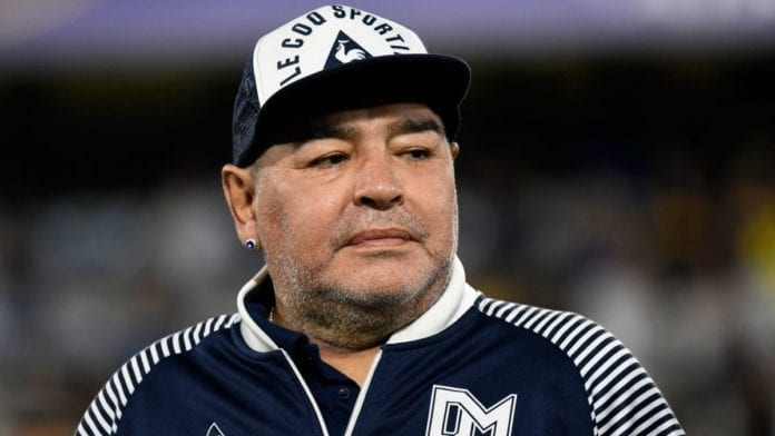 Diego Maradona's net worth