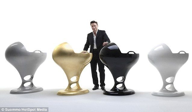 Dodo Basinet World Most Expensive Crib