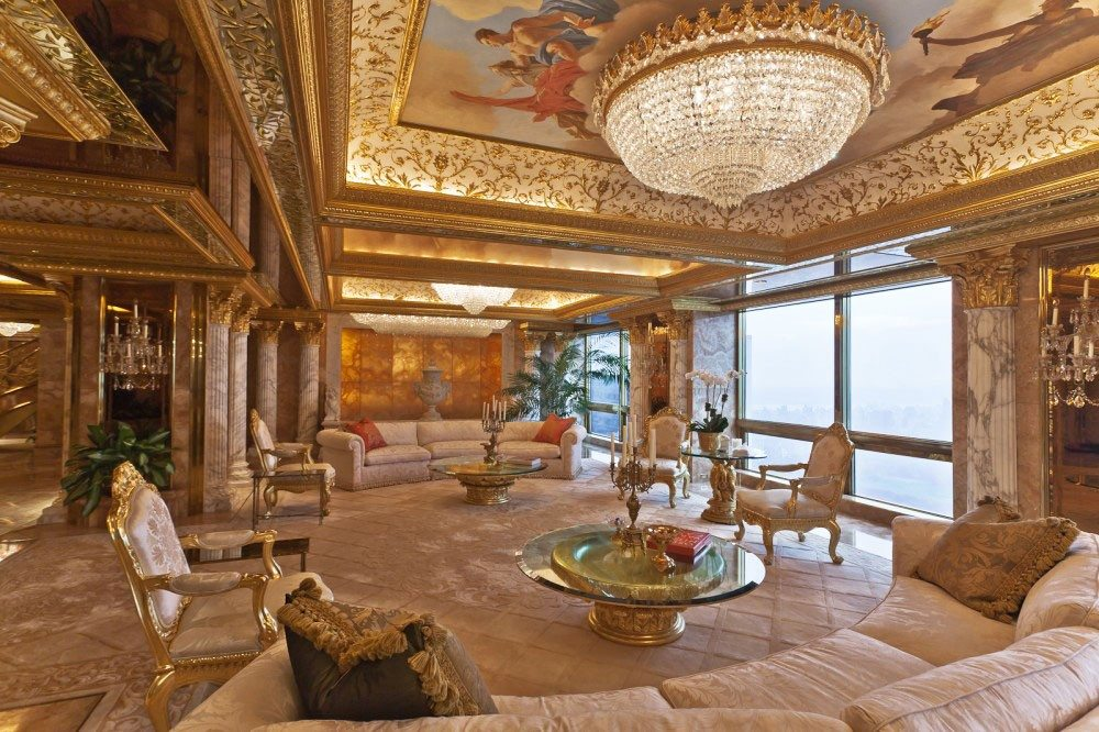 Donald Trump Manhattan Penthouse 2