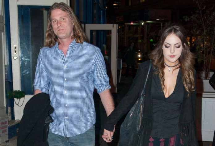 Elizabeth Gillies husband