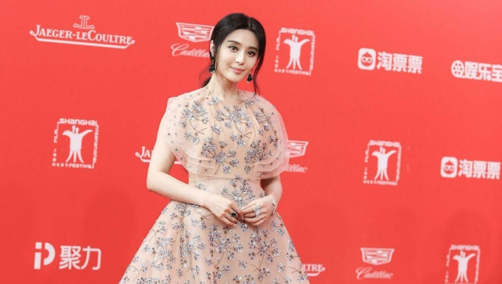 Fan Bingbing Top 10 World's Highest Paid Actresses 2016