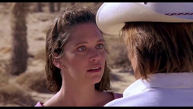 Finn Carter in Tremors