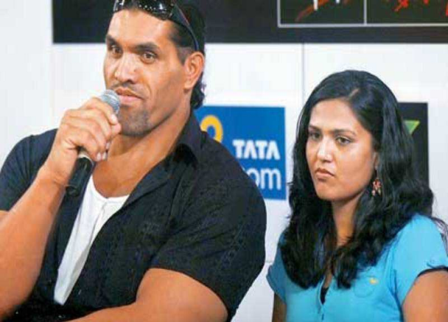 Puzzling Facts About Harminder Kaur S Marriage To The Great Khali And Her Acting Career