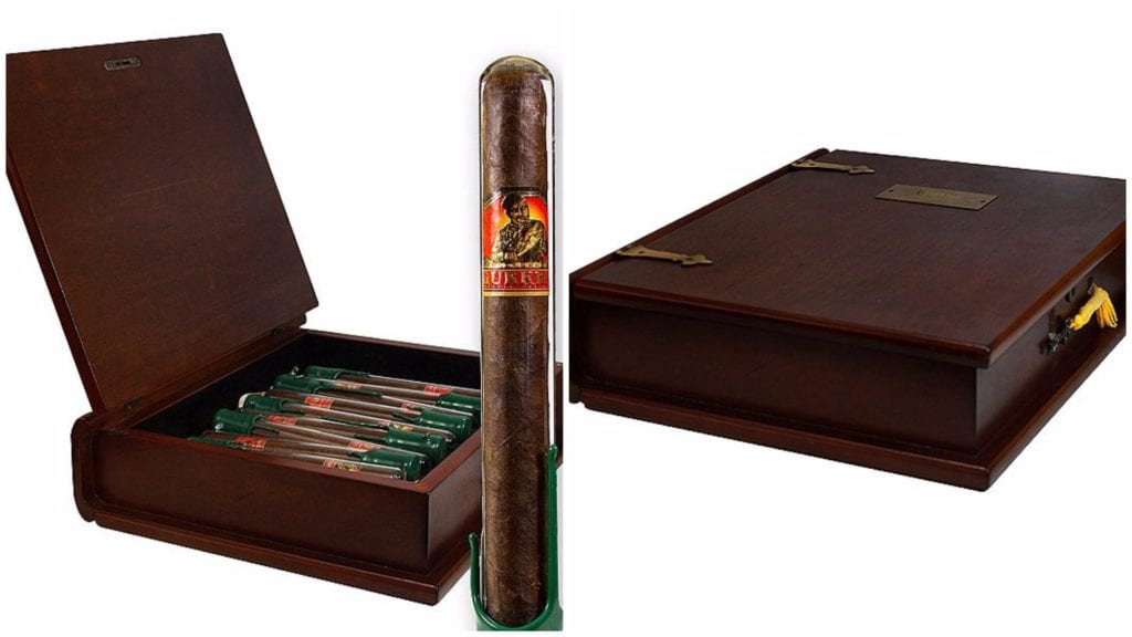 world's most expensive cigar His Majesty's Reserve Gurkha Cigar 3