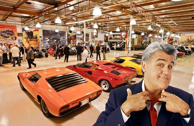 Jay Leno's Car Collection