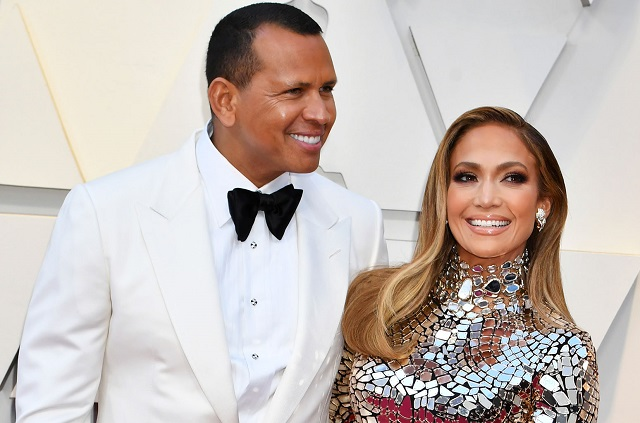 Jennifer Lopez and Alex Rodriguez's Wedding