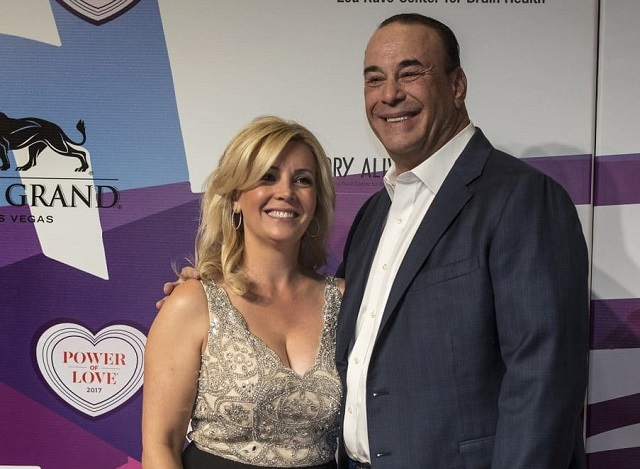 Jon Taffer and Nicole Taffer