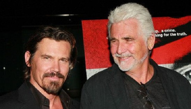 Josh and James Brolin