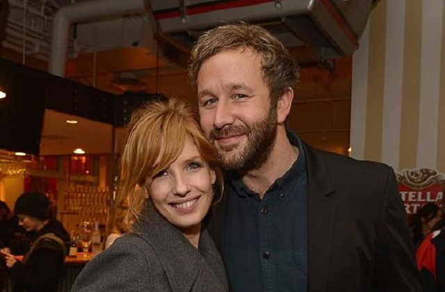 Kelly Reilly and Kyle Baugher