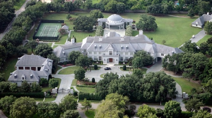 Mark Cuban's Mansion