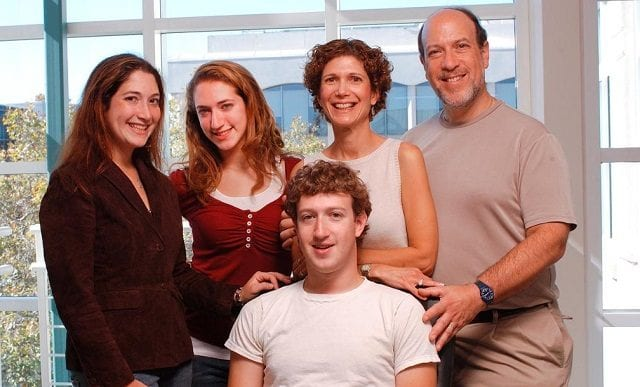 Mark Zuckerberg's Family
