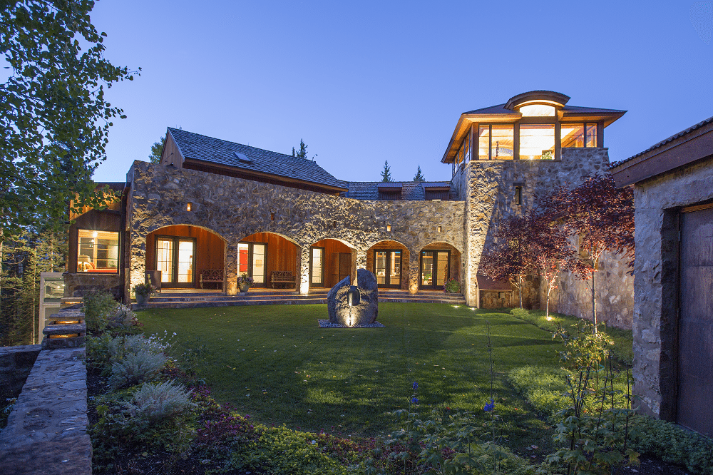 Oprah Winfrey New Colorado Mansion 1