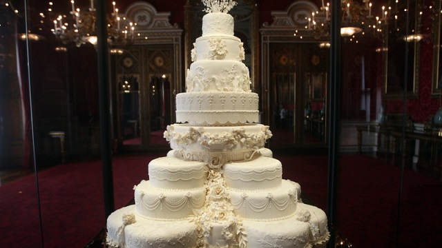 Most Expensive Celebrity Wedding Cakes