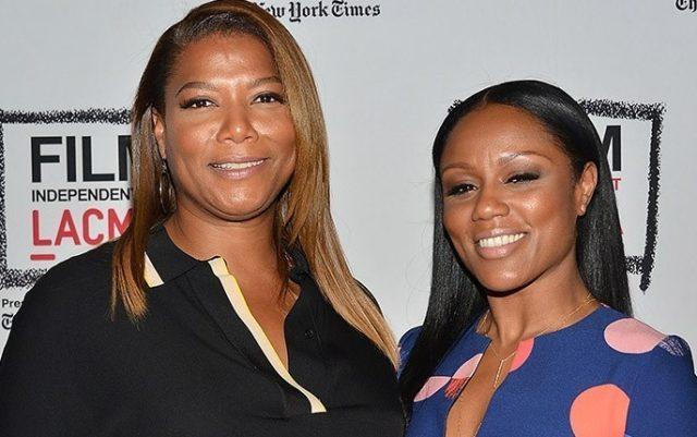 Black Lesbian Celebrities, Dana Owens (Queen Latifah) and Eboni Nichols