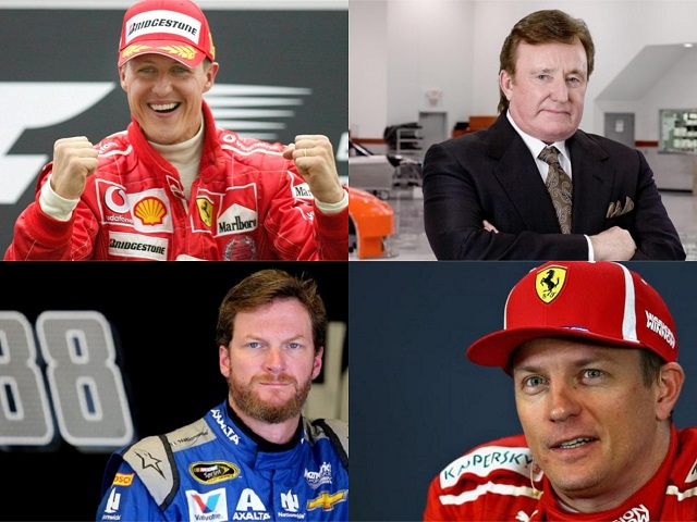 Richest Racing Drivers