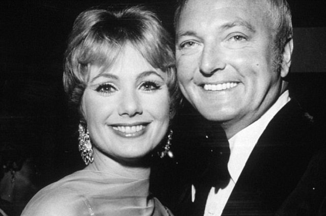 Shirley Ann Jones and Jerry Van Dyke