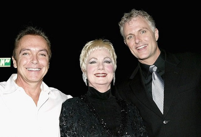 Shirley Ann Jones family sons