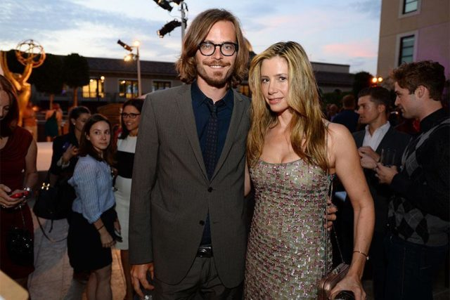 Christopher Backus wife Mira Sorvino