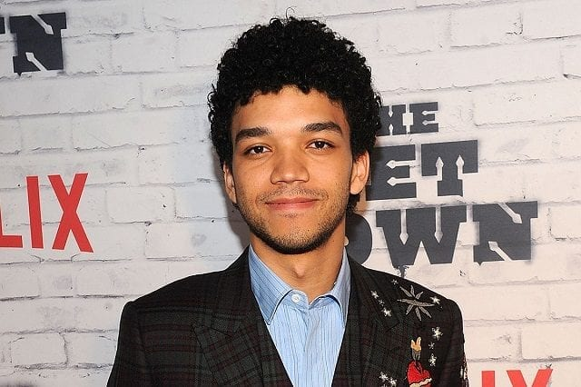 Justice Smith - Bio, Parents, Net Worth, Is He Related To
