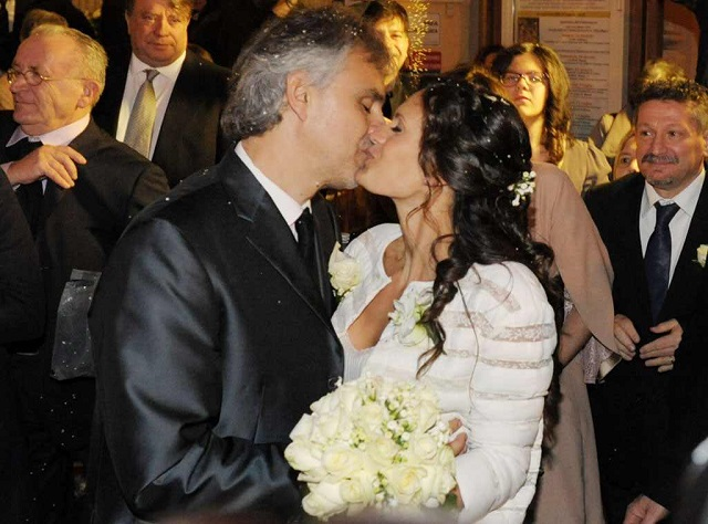 veronica berti andrea bocelli wedding